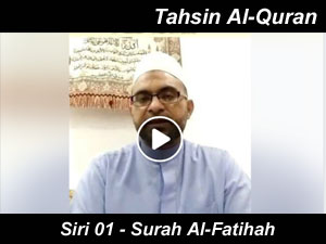 Tahsin Al-Quran 01