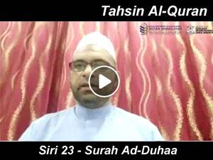 KUIPSAS Tahsin Al-Quran 23